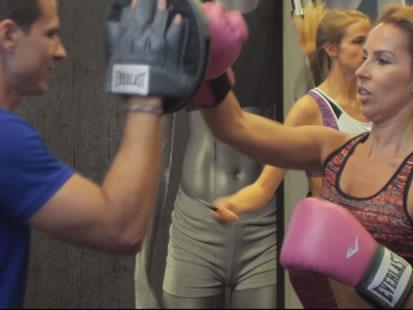 UFit Boutique - Entrenamientos Boutique - Fitness Boxing