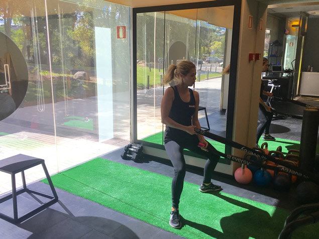 UFit Boutique - Entrenamientos Boutique - Personal Training