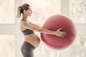 como mantenerse en forma durante el embarazo